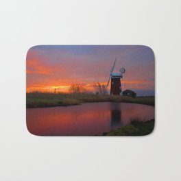 Horsey Windpump 01 Bath Mat