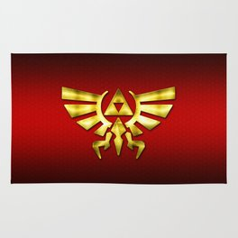 Link Zelda Rug
