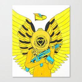 Heartbreaker: Nectar Canvas Print