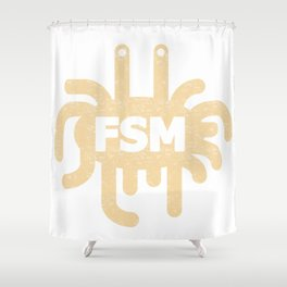 FSM Shower Curtain