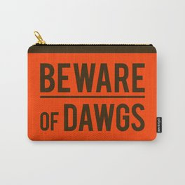 Beware Carry-All Pouch