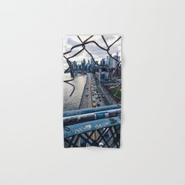 Manhattan Bridge / 01 Hand & Bath Towel