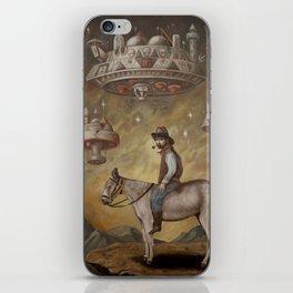 Arrival of the Mystic Ancestors iPhone Skin