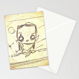 Sinister Violence Stationery Cards