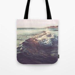 California, Los Angeles, beach, seaside, ocean, surf Tote Bag