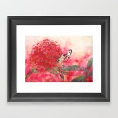 Encounter in Okinawa Framed Art Print