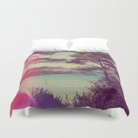 french Duvet Covers featuring French Beach by Emma.B