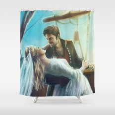 Wouldn't It Be Romantic Shower Curtain