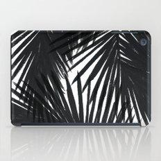 Palms Black iPad Case