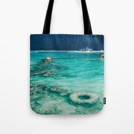 Maldivian storm 3 Tote Bag