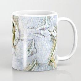 Mosaic Succulent Coffee Mug