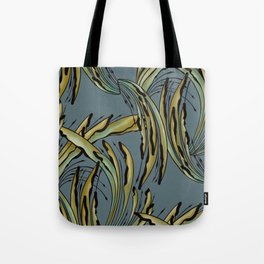 Modern Tropical Plant Design for Nature Lovers Tote Bag