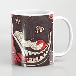 Moon, Bird, Yak and the Smile Coffee Mug