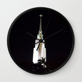 Coral Ridge Church Steeple Wall Clock