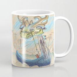 DRAGON BOAT Coffee Mug