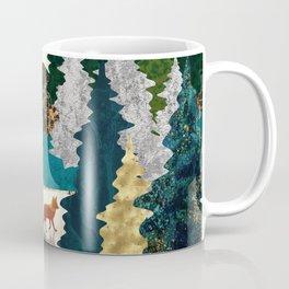 Amber Fox Coffee Mug
