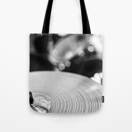 Crash Into It Tote Bag