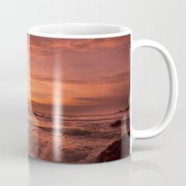 Pacific Sunset. Coffee Mug