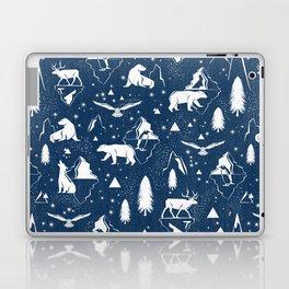 Arctic Circle - Blue Laptop & iPad Skin