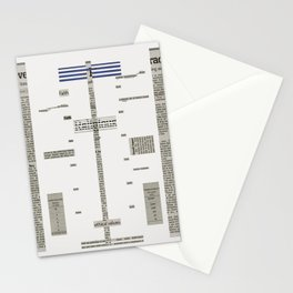 Investing as a Religious Practice Stationery Cards