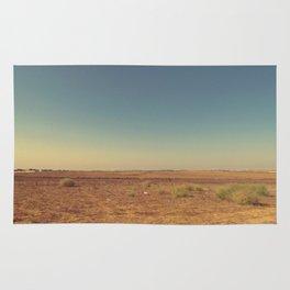 Desert silence Rug