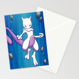 Mewtwo Stationery Cards