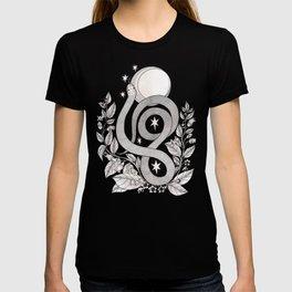 Killing Moon - Snake and Nightshade T-shirt