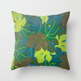 Eden IV Throw Pillow