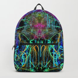 Abstract Energy 4 Backpack