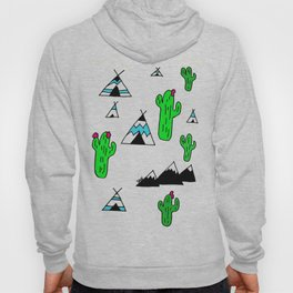 TeePee Party Hoody