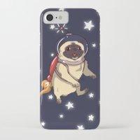 interstellar iPhone & iPod Cases featuring Interstellar by Lixxie Berry Illustration