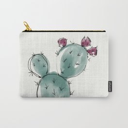 CACTUS NOPAL Carry-All Pouch