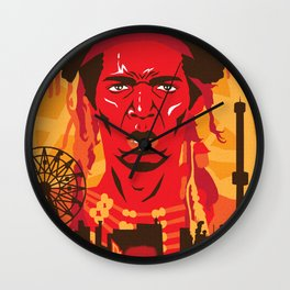 THE WARRIORS :: THE WARRIORS Wall Clock