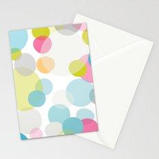 Multi dots Stationery Cards