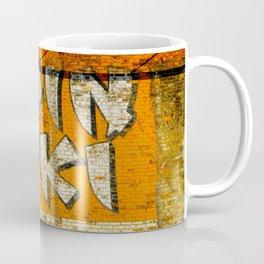 Chin Tiki Wall  Coffee Mug