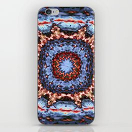 Fire Water iPhone Skin