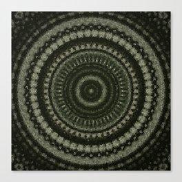 Fractal Kaleido Study 005 in CMR Canvas Print