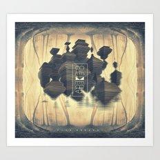 Viva Bocashi Art Print