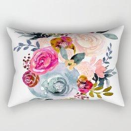 Autumn Rose Rectangular Pillow