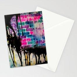 Wall Melt Stationery Cards