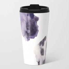 170714 Abstract WATERCOLOUR pLAY 8 Travel Mug