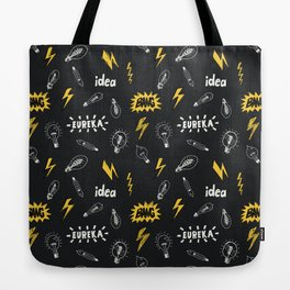 Eureka (dark) Tote Bag