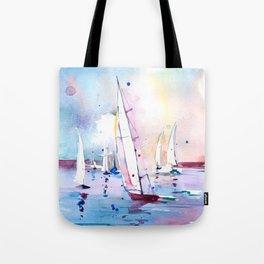 Wind in my Sail Tote Bag