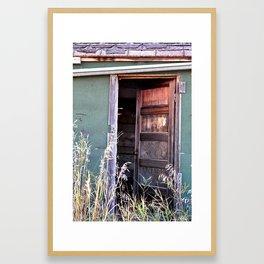 Heritage Framed Art Print