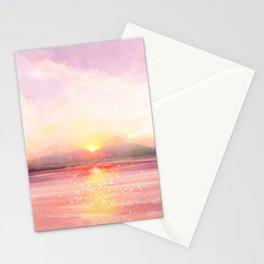 Summer Sunset I Stationery Cards