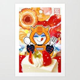Sweets! Art Print