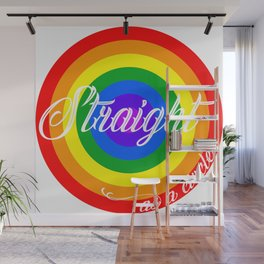 No Homo Wall Mural