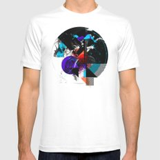 Cranial Insight Mens Fitted Tee MEDIUM White