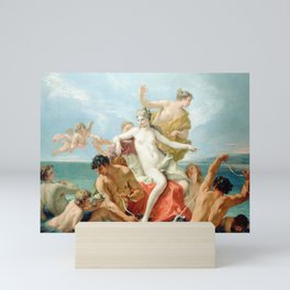 Sebastiano Ricci Triumph of the Marine Venus Mini Art Print