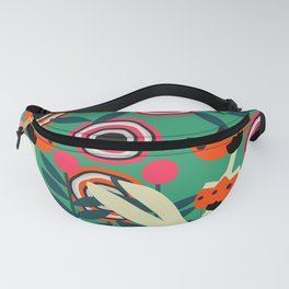 Little bunny in spring Fanny Pack